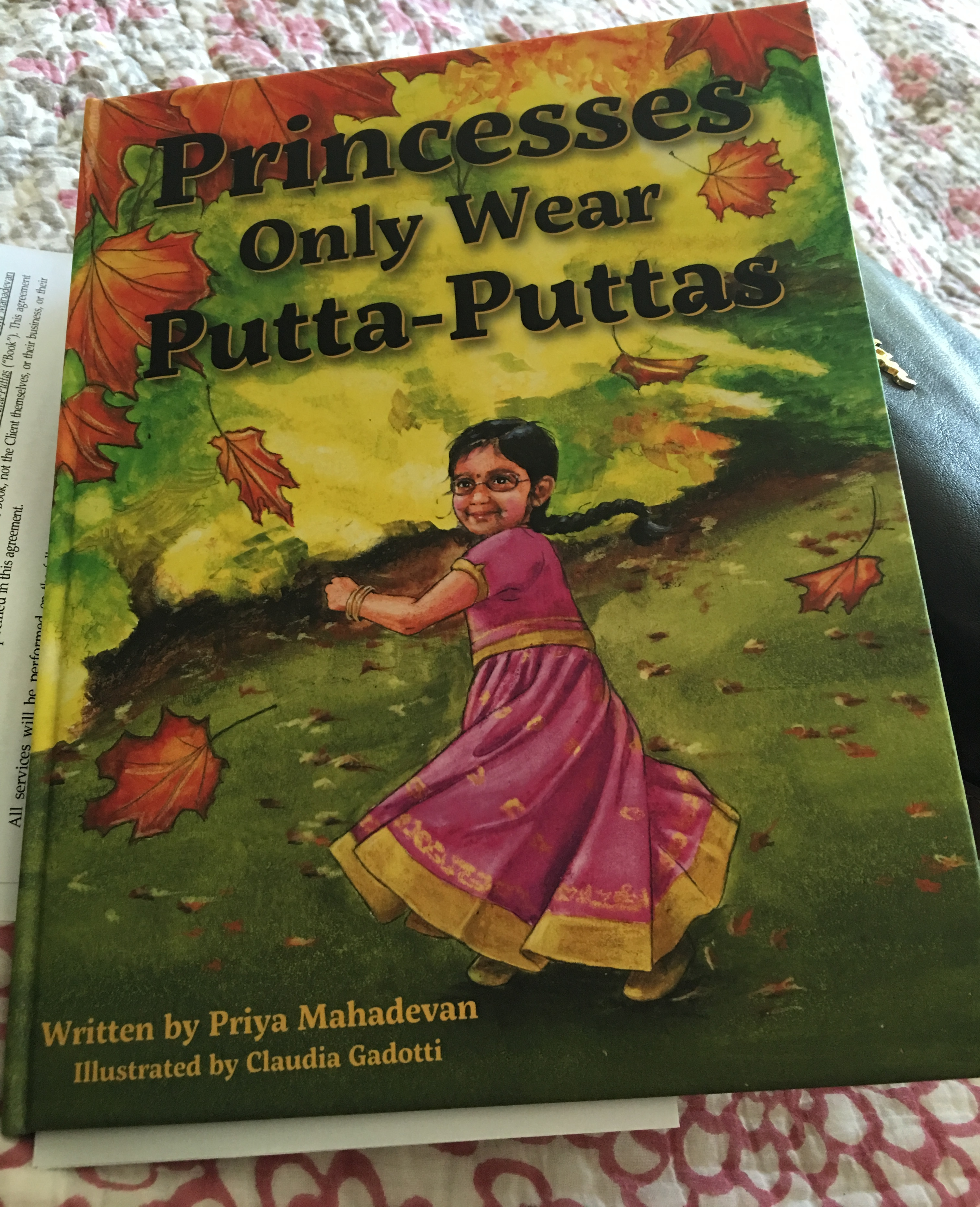 Princesses Only Wear Putta=Puttas